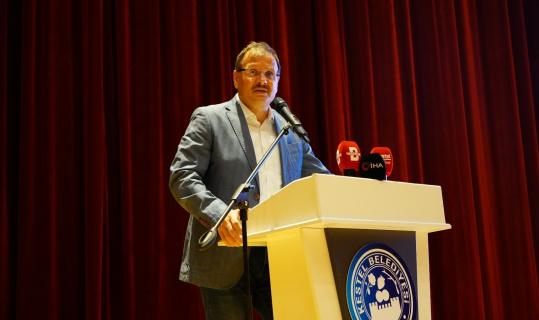 Muhsin Yazıcıoğlu'nun ismi Kestel'de yaşayacak
