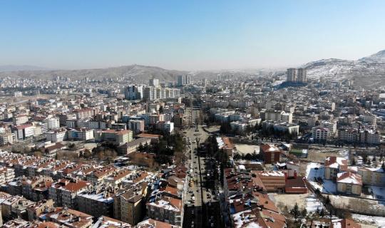 Nevşehir'de Haziran ayında 298 konut satıldı