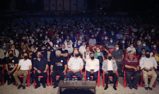 Sivas katliamında ölenler Eskişehir'de anıldı