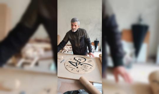 Yenişehir'de hat dersleri başlıyor