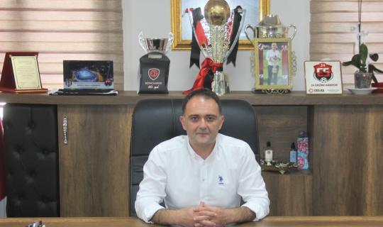 24Erzincanspor Kulüp Başkanı Keleş, sezon hazırlıklarını değerlendirdi