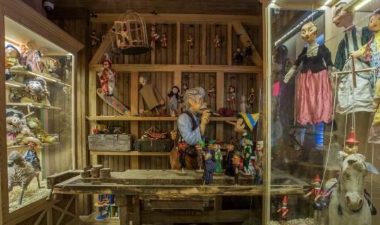 Anadolu Oyuncak Müzesi, 652 bin ziyaretçi ağırladı