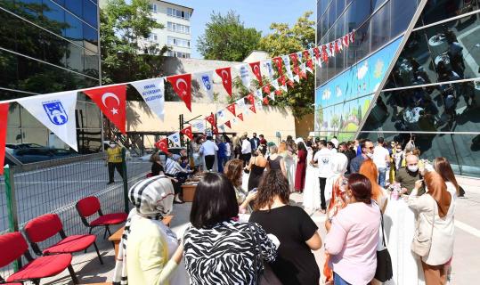 Ankara Büyükşehir Belediyesinin 3. çocuk gündüz bakımevi açıldı