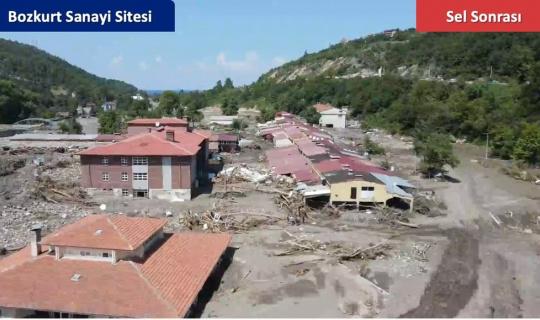 """Bakan Kurum: """"Bartın, Kastamonu ve Sinop'ta köy evlerimizle birlikte 1114 konut üreteceğiz"""""""