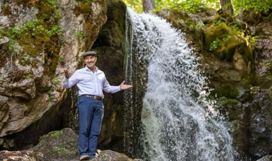 Başkan Soyer'den Gediz Nehri'nin kaynağı Murat Dağı için 'Milli Park' çağrısı
