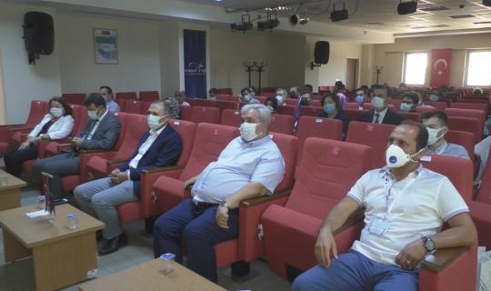 Fırat Üniversitesi'nde proje eğitimi