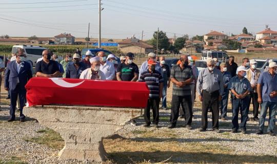 Hayatını kaybeden eski milletvekili Durmaz toprağa verildi