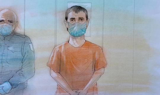 Kanada'da Müslüman aileyi öldüren katil zanlısı yeniden hakim karşısına çıktı