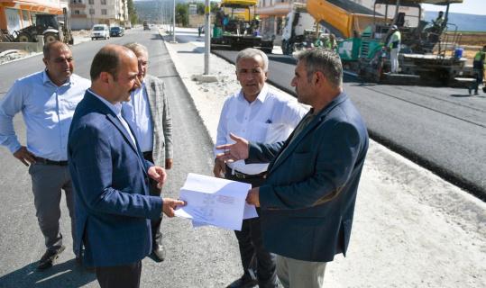 Karadağ'dan Araban Belediyesine ziyaret