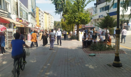 Kütahya'da deprem
