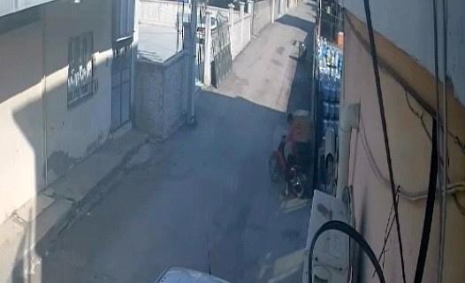 Motosikletle otomobil jantı ve lastiği çalan şüpheli yakalandı