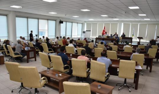 Muhtarlar ve  mahalle temsilcileri konuştu, Başkan Beyoğlu dinledi