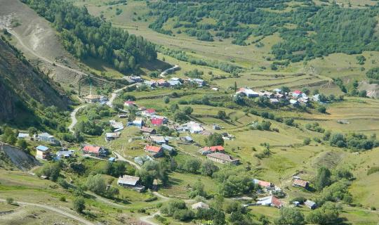 Posof'ta bir köy karantinaya alındı