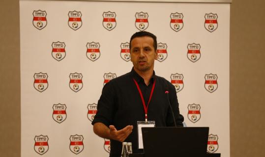 """Saffet Akyüz: """"TFF 3. Lig'de var olan 25 yaş sınırı amacının dışına çıkmıştır"""""""