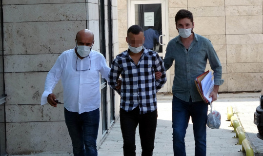 Samsun'da tüfekle genç kadını yaralayan şahıs yakalandı