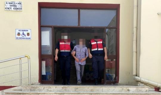 Silahlı tehdit suçundan kesinleşmiş hapis cezası bulunan firari yakalandı