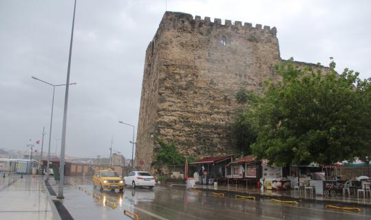 Sinop'ta metrekareye 53 kilogram yağış düştü
