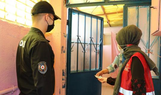 Sultanbeyli'de korona virüsle mücadele hız kesmeden devam ediyor