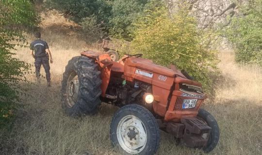 Traktörün altında kalan vatandaş hayatını kaybetti