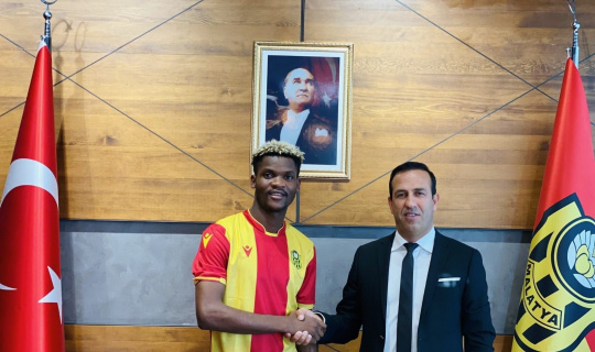 Yeni Malatyaspor'dan Fransız ekibine teşekkür