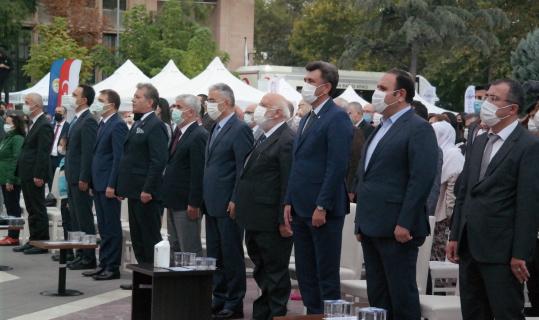 Eskişehir'de Yunus Emre'yi anma etkinlikleri yapıldı