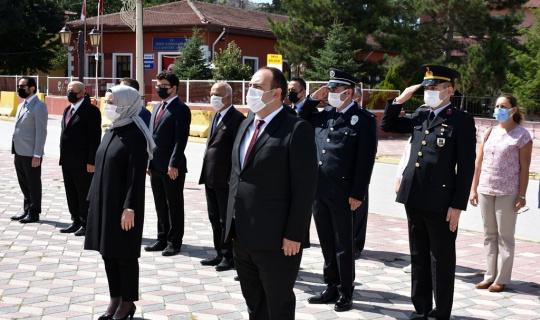 """İnönü'de """"Gaziler Günü"""" töreni"""
