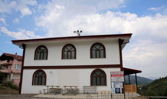Mamuriye Cami ibadete açıldı