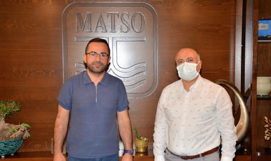 """MATSO Başkanı  Güngör: """"Ekonomik büyümenin olmazsa olmazı, iyi bir muhasebe sistemidir"""""""