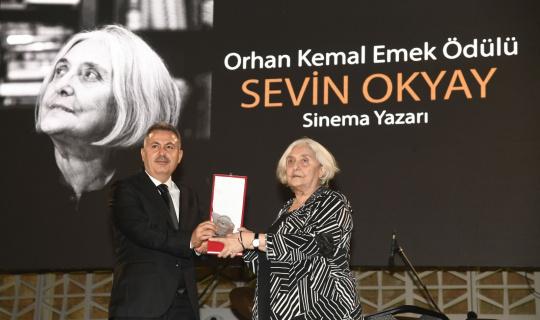 """""""Orhan Kemal Emek Ödülleri"""" sahiplerini buldu"""