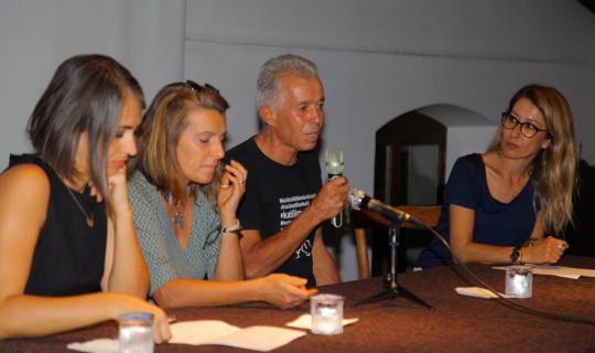 Selçuk'ta Avrupa Hareketlilik Haftası etkinlikleri bisiklet söyleşisi ile devam etti