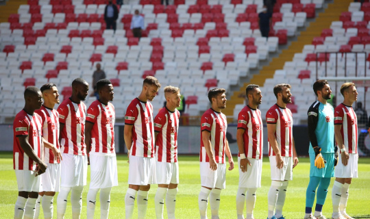 Sivasspor'da iki değişiklik
