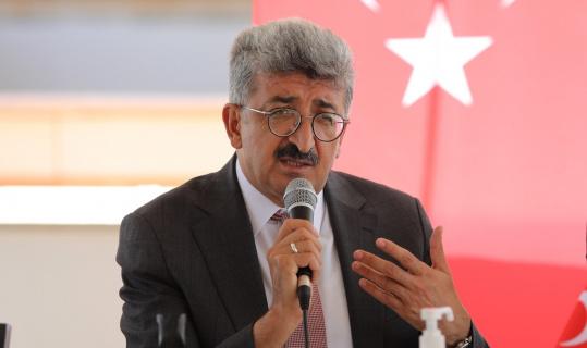 """Van Valisi Bilmez: """"Tuşba turizm bölgesi olacak"""""""