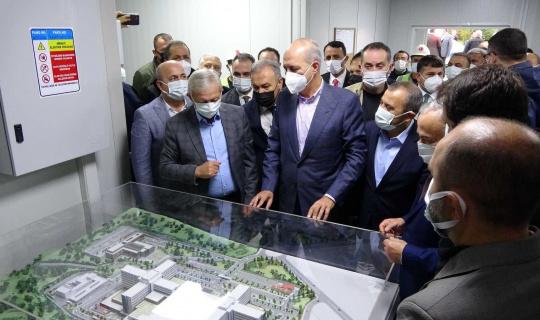 """AK Parti Genel Başkanvekili Kurtulmuş: """"Şehir hastanesi Ordu için hayati projelerden birisidir"""""""