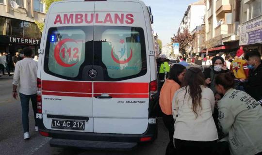 Bolu'da silahlı kavga: 2 yaralı