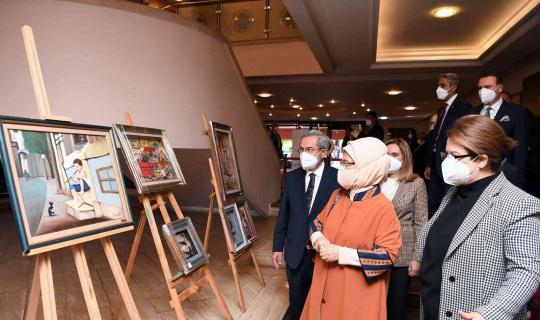 """Emine Erdoğan: """"Yaşlılık bizde tedavülden kalkmak değil, hürmet makamına oturmak demektir"""""""