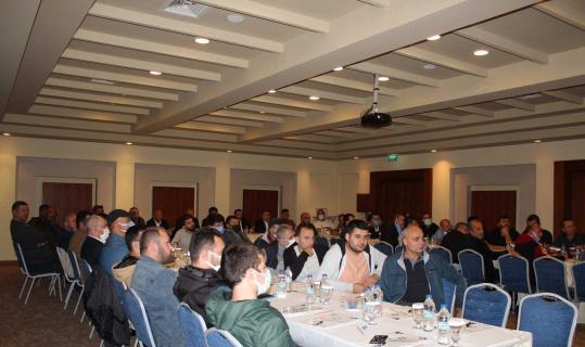GMİS'in taban eğitim seminerlerinin ilki gerçekleştirildi