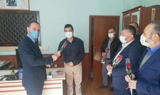 Kumru'da camiler ve din görevlileri haftası kutlandı