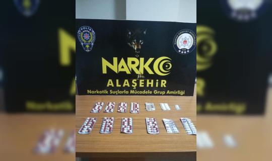 Manisa'da uyuşturucu operasyonu: 2 kişi tutuklandı