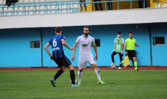 TFF 2. Lig: Pazarspor:1 - Karacabey Belediyespor: 0