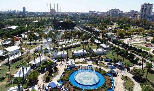 Uluslararası Adana Lezzet Festivali 285 bin kişiyi ağırladı