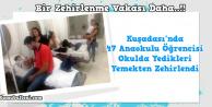 Kuşadası'nda 47 anaokulu öğrencisi zehirlendi