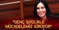 AK Parti Genel Başkan Yardımcısı Karaaslan: Genç İşsizlikle Mücadele Ediyoruz