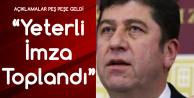 CHP'li Tüzün: Kurultay için Yeterli İmza Toplandı