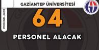Gaziantep Üniversitesi Sözleşmeli Sağlık Personeli Alacak