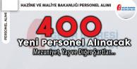 Gelir İdaresi Başkanlığı 400 Personel Alıyor, Başvurular Sona Erecek!