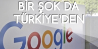 Google'a Bir Şok da Türkiye'den