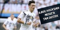 İlber Ortaylı'dan Mesut Özil'e Tam Destek