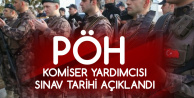 Polis Özel Harekat Komiser Yardımcılığı Sınav Tarihi Belli Oldu