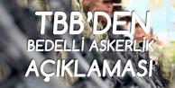 Türkiye Bankalar Birliği'nden 'Bedelli Askerlik' Açıklaması Geldi