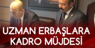 Uzman Erbaşlara Kadro Müjdesi! Meclise Geldi
